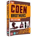 Fargo dvd Filmer The Coen Brothers Collection - Fargo/Raising Arizona/Miller's Crossing [DVD]